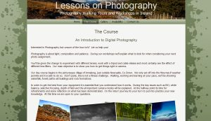 Lessons on Photography