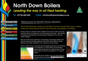 North Down Boilers