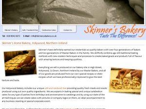 Skinners Bakery Holywood