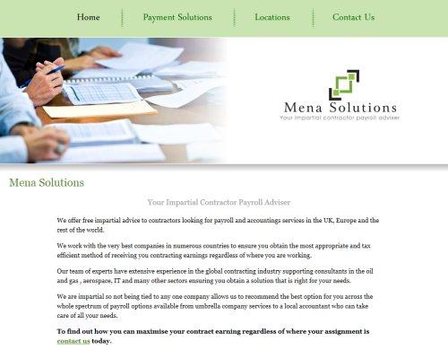 Mena Solutions