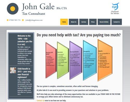 John Gale Tax