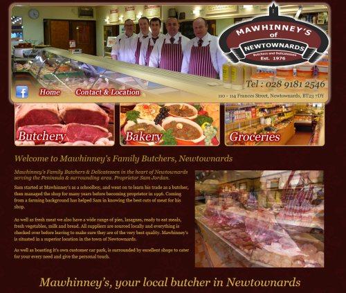 Mawhinneys Butchers