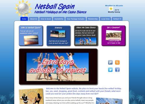Netball Spain