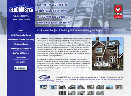 Cladmaster Roofing & Building Maintenance