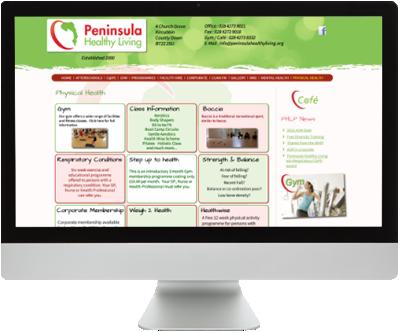 Peninsula Healthy Living