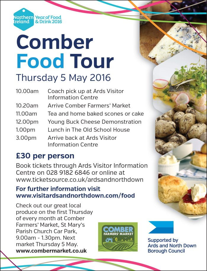 Comber Food Tours